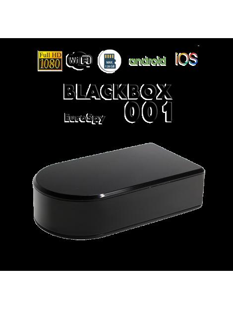 Black box rotatorio Wi-Fi HD 1080P