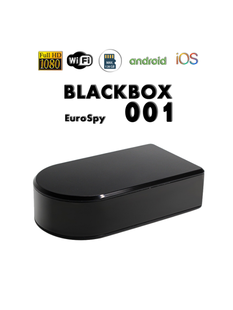 Black box rotatorio Wi-Fi HD 1080P