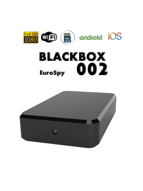 Black box Wi-Fi HD 1080P